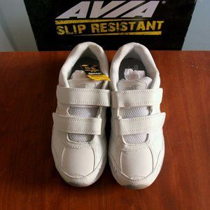 Avia 7 Casual Shoes Union II Strap White Safety
